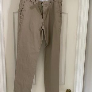 Calvin Klein Refined Stretch chino 34x32 slim fit